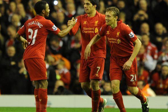 De este modo, los 'Reds' alcanzaron el octavo lugar.