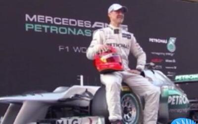 Roban expedientes médicos de Michael Schumacher para venderlos