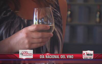 Día nacional del vino