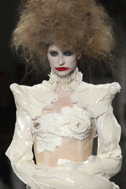 El diseñador Thom Browne presentó en Nueva York su nueva c...