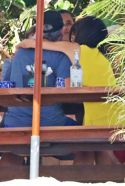 George Amal optaron por pasar su primer Año Nuevo juntos en México.