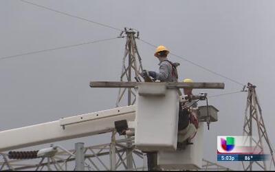 En paro los celadores de línea de la Autoridad de Energía Eléctrica