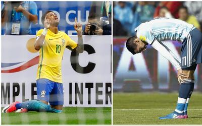 Brasil en Rusia y Argentina en Repechaje, así quedó la eliminatoria en S...