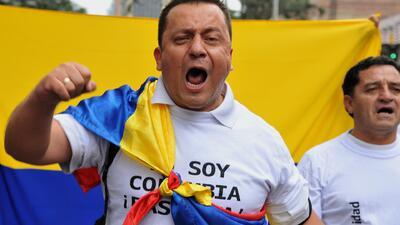 La guerrilla de las FARC declaró un cese al fuego unilateral