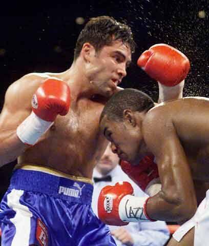 La derrota ante 'Tito'En 1999 Oscar De la Hoya y Félix 'Tito' Tri...