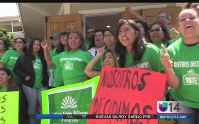 Alianza comunitaria para movilizar el voto latino