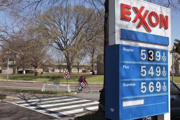 EXXON MOBIL- La mayor petrolera de Estados Unidos informó que en el prim...