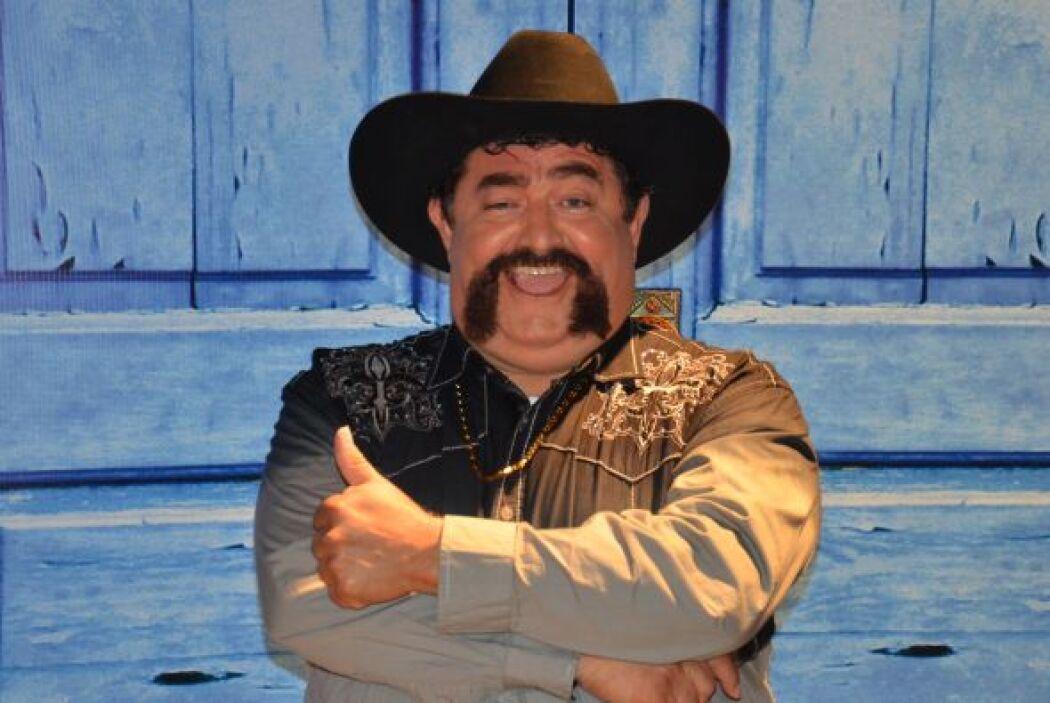 Guadalupe Hernández es un hombre carismático y muy divertido que está di...