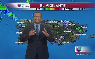 Onda tropical viene de camino a Puerto Rico