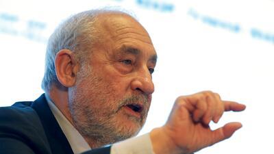 El premio Nobel de economía Joseph Stiglitz.