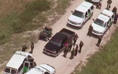 Envían más de 100 agentes para reforzar la seguridad en la frontera