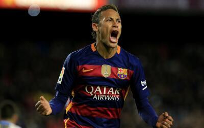 Neymar anuncia su renovación con Barcelona
