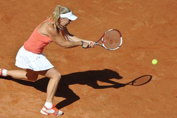 Wozniacki sigue siendo la número uno del mundo.