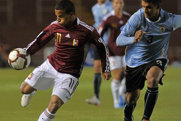Uruguay deberá enfrentar a Chile y Venezuela jugará contra Argentina.