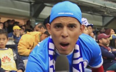 Destápate: Los fanáticos del América le recordaron a los de Cruz Azul qu...