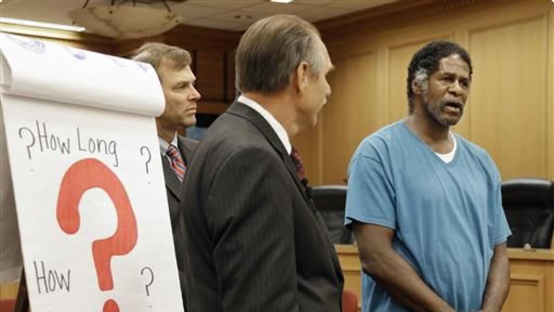 McKinney quiere ser exonerado por los 31 años que estuvo preso erróneamente