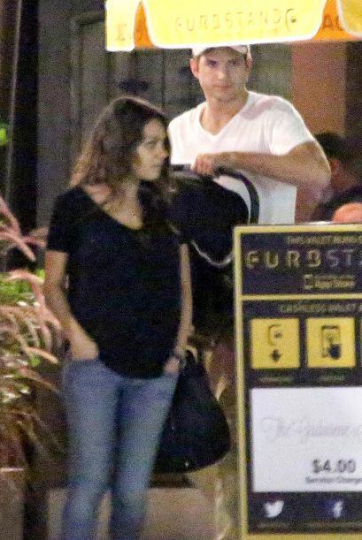 El pasado mes de septiembre, Ashton Kutcher y Mila Kunis se convirtieron...