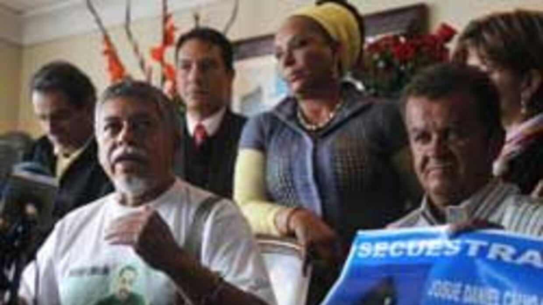 Liberaciones esperan abrir paso a canje 6b90b3e0d419493689ef39237665a099...
