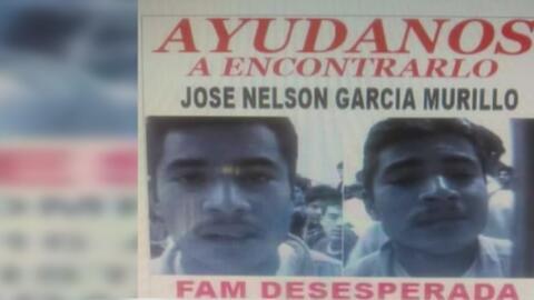 Familia continúa la búsqueda de desaparecido tras 17 años
