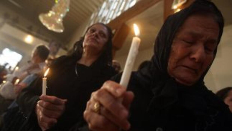 Los ataques contra barrios e iglesias cristianas en Irak se incrementaro...