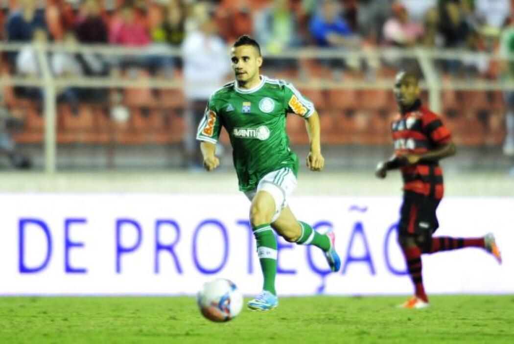 Tomás Boy podrá contar con Maikon Leite para Atlas, un volante brasileño...