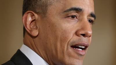 Obama pide a los hispanos inscribirse en el mercado de seguro de salud