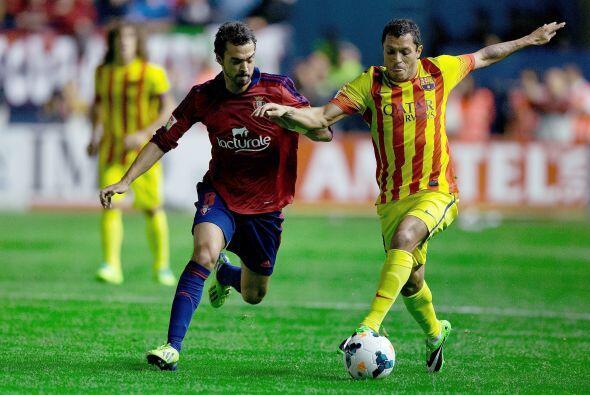 Barcelona viajó a Pamplona para buscar ante Osasuna un nuevo récord de v...