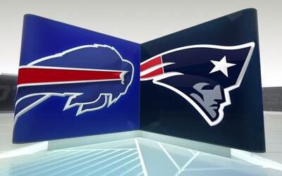 Los Patriots fueron blanqueados por los Bills