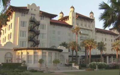 Los fantasmas que 'habitan' el hotel Galvez siguen haciendo sus apariciones