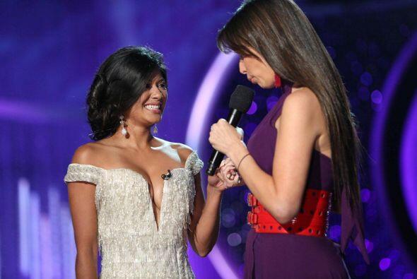 Fue la primera participante homosexual en quedar entre las 12 finalistas.