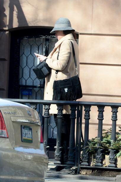 Pero la señora Liv parece que no tiene prisa en volver al trabajo.