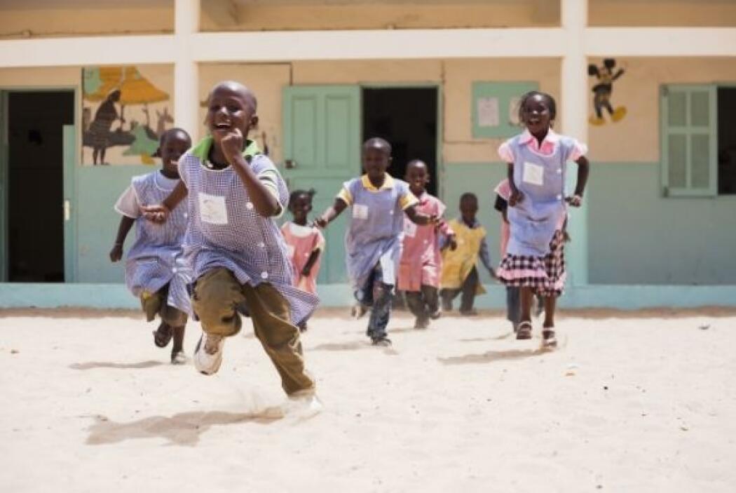 Los niños que tienen un comienzo saludable en la vida arrancan un círcul...