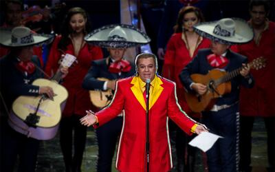 El mariachi y Juan Gabriel fueron una combinación que se hizo cl&...