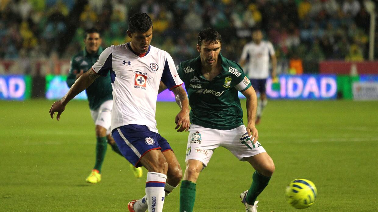 Cruz Azul vs León
