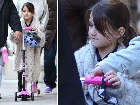 La hija de Tom Cruise tiene una obsesión. Más videos de Ch...