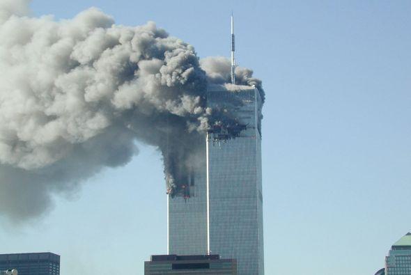 Los vuelos 11 y 175 de American Airlines fueron secuestrados por terrori...