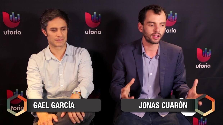 Gael García y Jonás Cuarón también se unieron al movimiento RiseUp As One