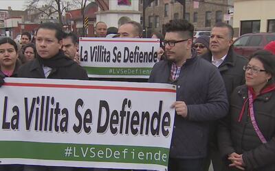 'La Villita se defiende', el lema del movimiento creado por activistas t...