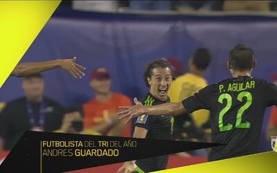 Nominados Premios Univision Deportes: Futbolista del Tri del Año