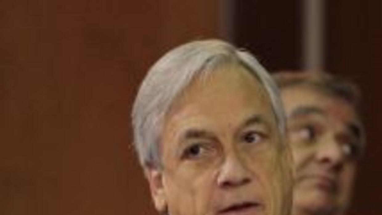 El presidente chileno declaró que la situación es 'extremadamente comple...