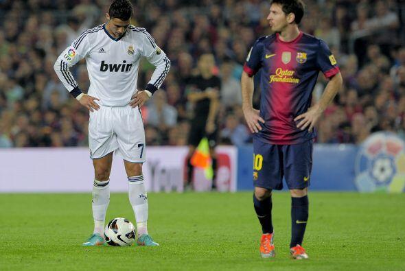 En números Cristiano lleva 15 goles contra 7 de Messi, pero la 'P...