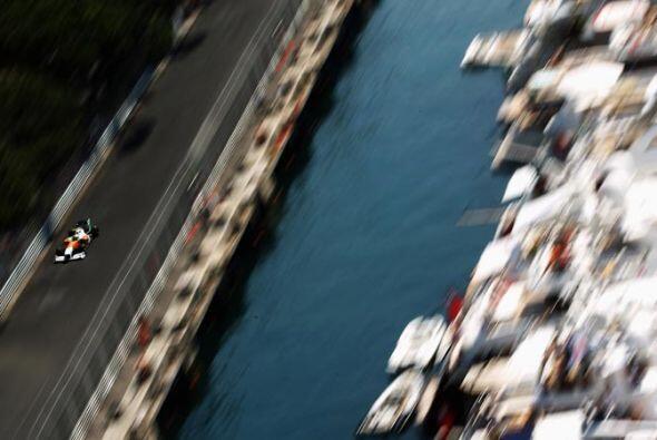 Mónaco es el escenario con más glamour en el calendario de la Fórmula 1.