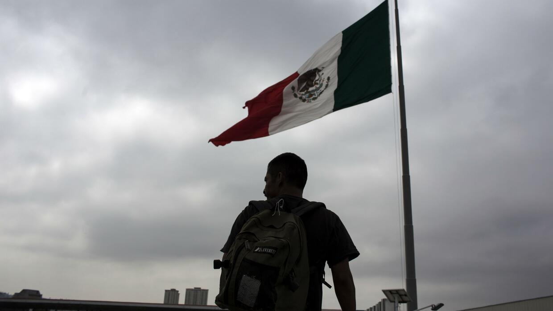 'Deportados unidos en la lucha', agrupación mexicana que ayuda a persona...