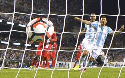 Revive todos los goles de la fase de grupos de Copa América Centenario