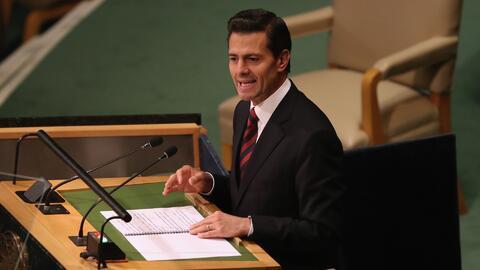 México valora la posibilidad de abandonar el Tratado de Libre Comercio d...
