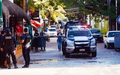 Sobreviviente de la balacera de Playa del Carmen regresa a EEUU