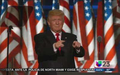¿Es posible que los latinos decidan votar por Trump?