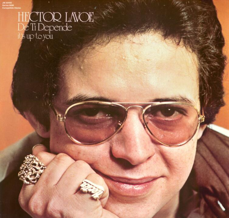 Héctor Lavoe fue toda una gran figura de la música latina en los 70 y 80.