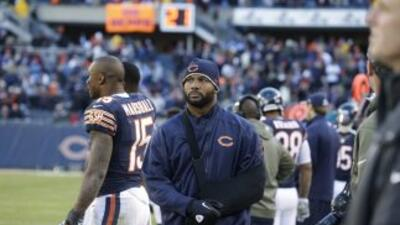 Lance Briggs podría regresar a la acción en esta semana (AP-NFL).
