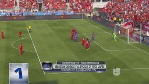 Los Magníficos 10 de la semana 25 en la MLS